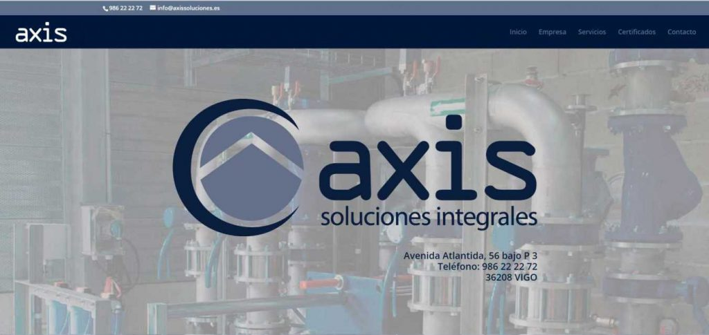 webficina portafolio web axis portada