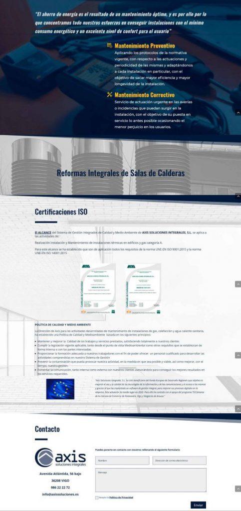 Webficina Portafolio Axis Soluciones 2